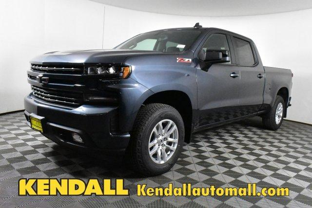 2020 Silverado 1500 Crew Cab 4x4, Pickup #D100719 - photo 1