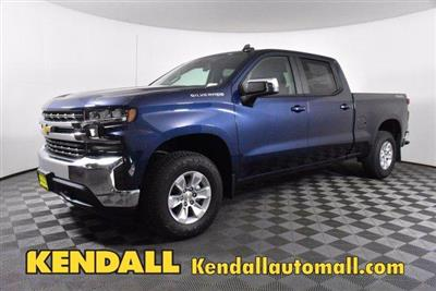 2020 Chevrolet Silverado 1500 Crew Cab 4x4, Pickup #D100746 - photo 1