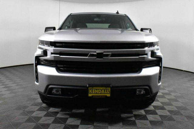 2020 Silverado 1500 Crew Cab 4x4, Pickup #D100750 - photo 3