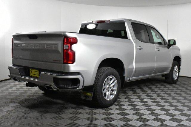 2020 Silverado 1500 Crew Cab 4x4, Pickup #D100750 - photo 7