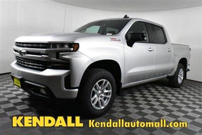 2020 Silverado 1500 Crew Cab 4x4, Pickup #D100750 - photo 1