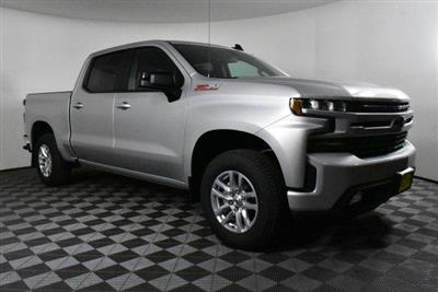 2020 Silverado 1500 Crew Cab 4x4, Pickup #D100750 - photo 4