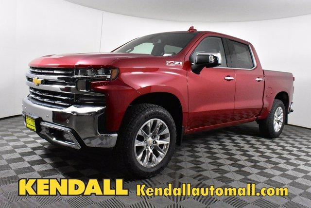 2020 Silverado 1500 Crew Cab 4x4, Pickup #D100754 - photo 1