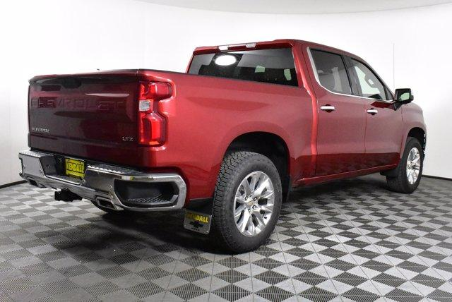 2020 Silverado 1500 Crew Cab 4x4, Pickup #D100754 - photo 7