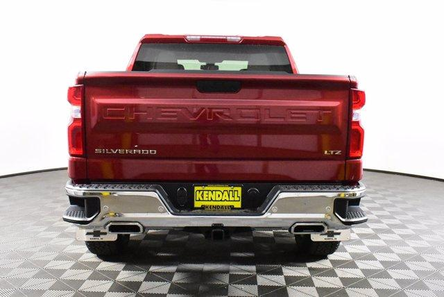 2020 Silverado 1500 Crew Cab 4x4, Pickup #D100754 - photo 8