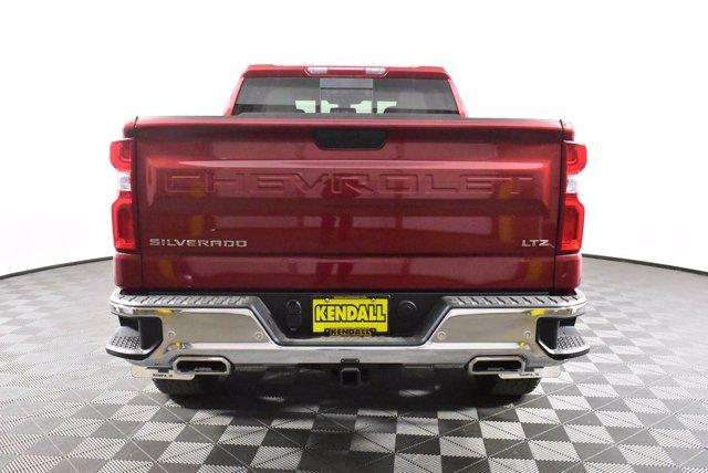 2020 Chevrolet Silverado 1500 Crew Cab 4x4, Pickup #D100756 - photo 7