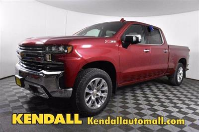 2020 Chevrolet Silverado 1500 Crew Cab 4x4, Pickup #D100756 - photo 1
