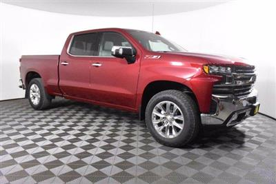 2020 Chevrolet Silverado 1500 Crew Cab 4x4, Pickup #D100756 - photo 3