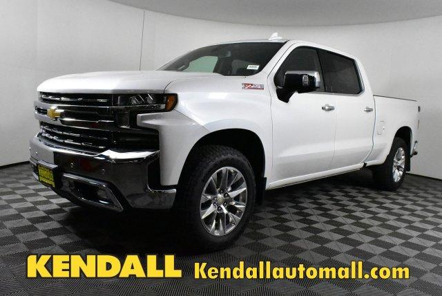 2020 Silverado 1500 Crew Cab 4x4, Pickup #D100757 - photo 1