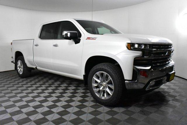 2020 Silverado 1500 Crew Cab 4x4, Pickup #D100757 - photo 3