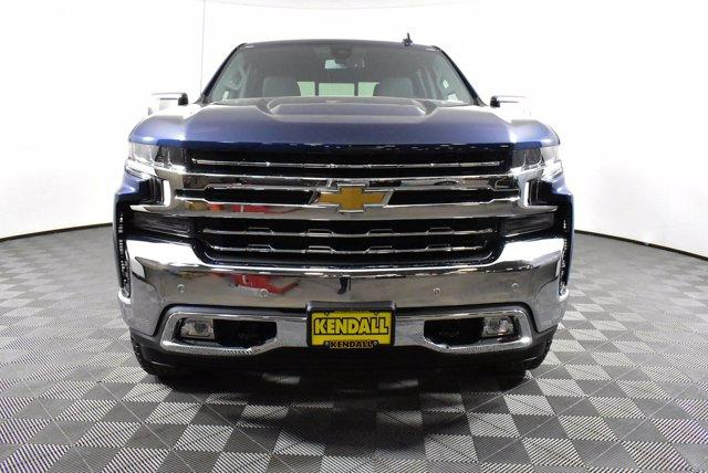 2020 Chevrolet Silverado 1500 Crew Cab 4x4, Pickup #D100758 - photo 3