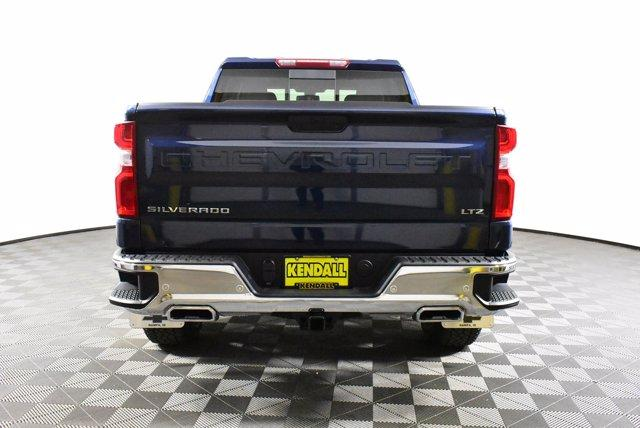 2020 Chevrolet Silverado 1500 Crew Cab 4x4, Pickup #D100758 - photo 8