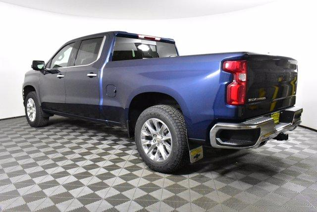 2020 Silverado 1500 Crew Cab 4x4, Pickup #D100758 - photo 1