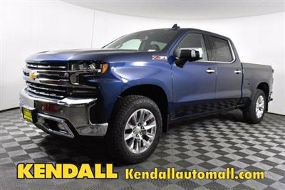 2020 Chevrolet Silverado 1500 Crew Cab 4x4, Pickup #D100758 - photo 1