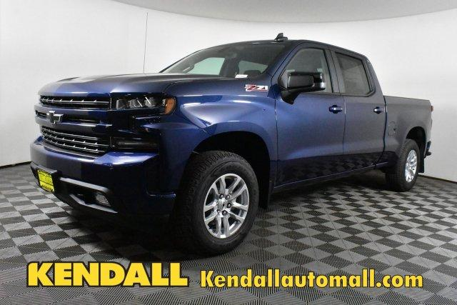 2020 Silverado 1500 Crew Cab 4x4, Pickup #D100806 - photo 1