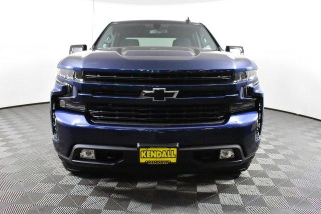 2020 Silverado 1500 Crew Cab 4x4, Pickup #D100806 - photo 3