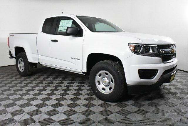 2020 Chevrolet Colorado Extended Cab 4x4, Pickup #D100820 - photo 4