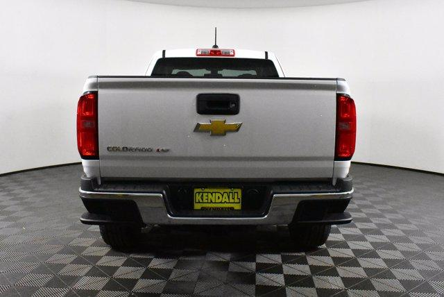 2020 Chevrolet Colorado Extended Cab 4x4, Pickup #D100820 - photo 8