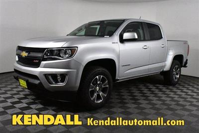 2020 Chevrolet Colorado Crew Cab 4x4, Pickup #D100863 - photo 1