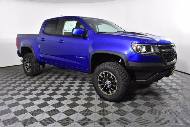 2020 Colorado Crew Cab 4x4, Pickup #D100870 - photo 4