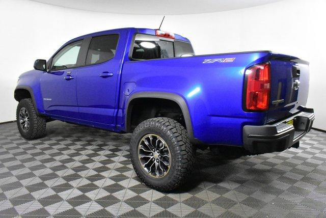 2020 Colorado Crew Cab 4x4, Pickup #D100870 - photo 2