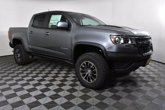 2020 Chevrolet Colorado Crew Cab 4x4, Pickup #D100901 - photo 4