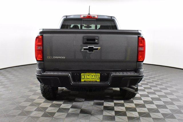 2020 Chevrolet Colorado Crew Cab 4x4, Pickup #D100901 - photo 8