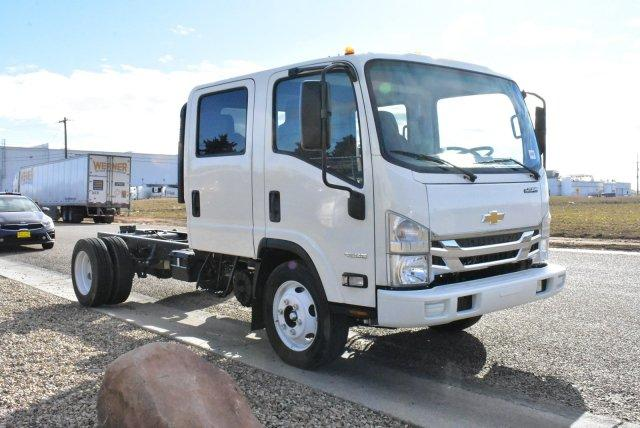 2020 LCF 4500 Crew Cab 4x2, Cab Chassis #D100904 - photo 1
