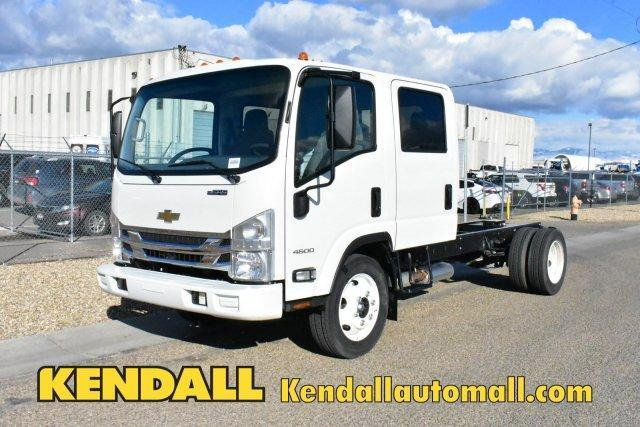 2020 LCF 4500 Crew Cab 4x2, Cab Chassis #D100905 - photo 1
