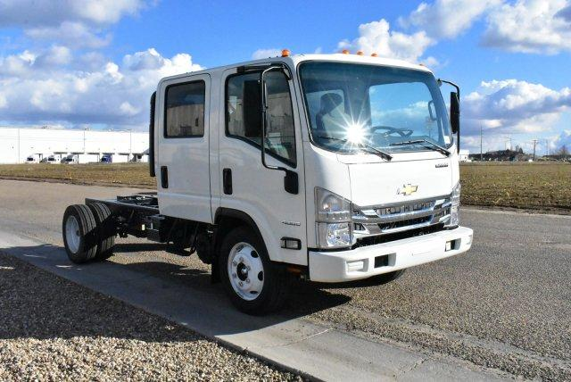 2020 LCF 4500 Crew Cab 4x2, Cab Chassis #D100907 - photo 3
