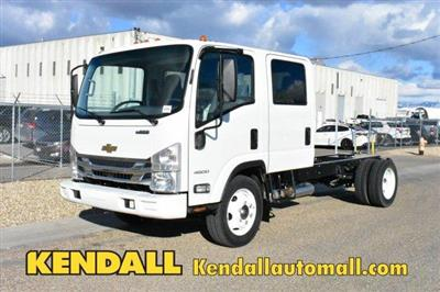 2020 LCF 4500 Crew Cab 4x2, Cab Chassis #D100907 - photo 1