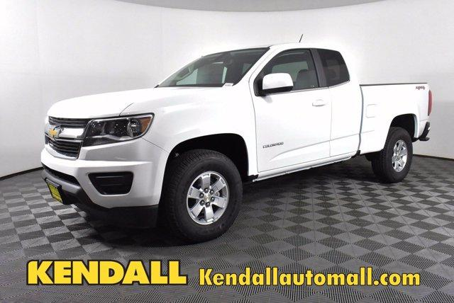 2020 Chevrolet Colorado Extended Cab 4x4, Pickup #D100942 - photo 1