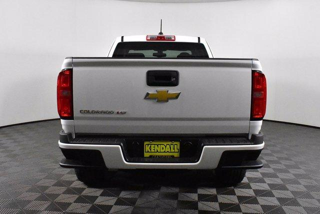 2020 Chevrolet Colorado Extended Cab 4x4, Pickup #D100942 - photo 8