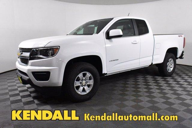 2020 Chevrolet Colorado Extended Cab 4x4, Pickup #D100943 - photo 1