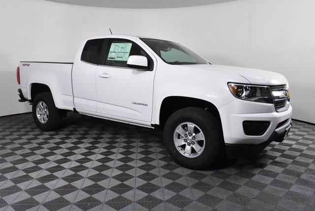 2020 Chevrolet Colorado Extended Cab 4x4, Pickup #D100945 - photo 4