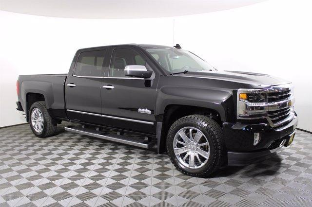 2017 Chevrolet Silverado 1500 Crew Cab 4x4, Pickup #D100993A - photo 2