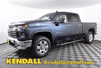 2020 Chevrolet Silverado 2500 Crew Cab 4x4, Pickup #D100996 - photo 1