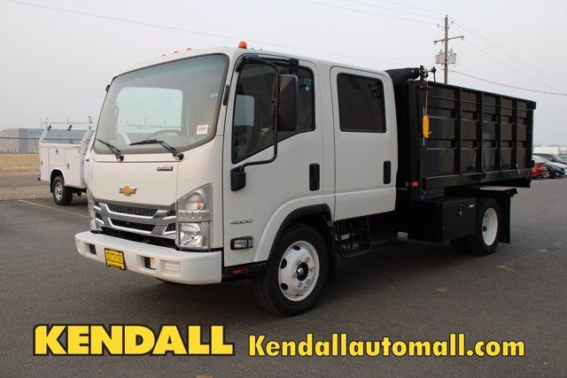 2020 Chevrolet LCF 4500 Crew Cab RWD, Cab Chassis #D101031 - photo 1
