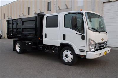 2020 Chevrolet LCF 4500 Crew Cab RWD, Landscape Dump #D101031 - photo 3