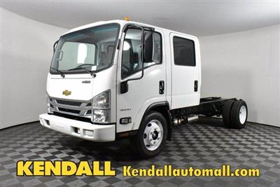 2020 Chevrolet LCF 4500 Crew Cab RWD, Cab Chassis #D101035 - photo 1