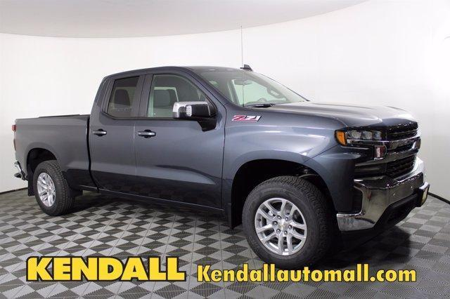 2020 Chevrolet Silverado 1500 Double Cab 4x4, Pickup #D101061 - photo 1