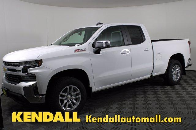 2020 Chevrolet Silverado 1500 Double Cab 4x4, Pickup #D101062 - photo 1