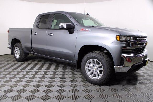 2020 Chevrolet Silverado 1500 Double Cab 4x4, Pickup #D101082 - photo 4