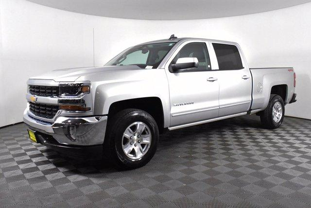 2018 Chevrolet Silverado 1500 Crew Cab 4x4, Pickup #D101115A - photo 1