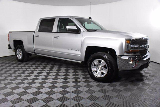 2018 Chevrolet Silverado 1500 Crew Cab 4x4, Pickup #D101115A - photo 3