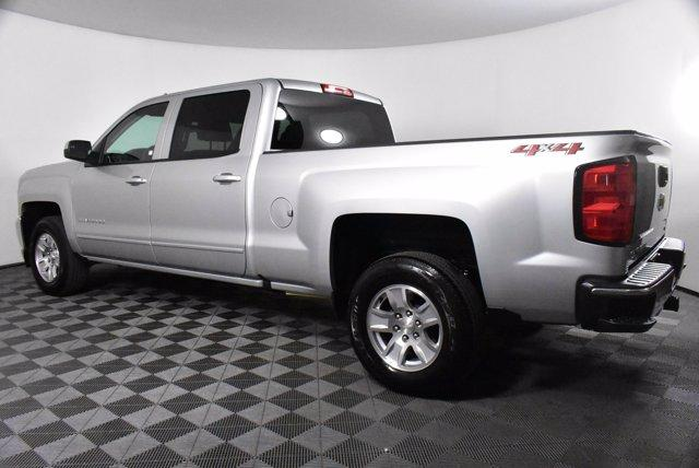2018 Chevrolet Silverado 1500 Crew Cab 4x4, Pickup #D101115A - photo 8