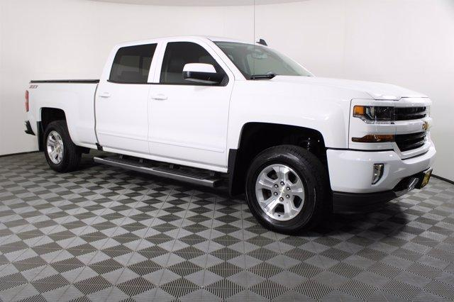 2016 Chevrolet Silverado 1500 Crew Cab 4x4, Pickup #D101121B - photo 3