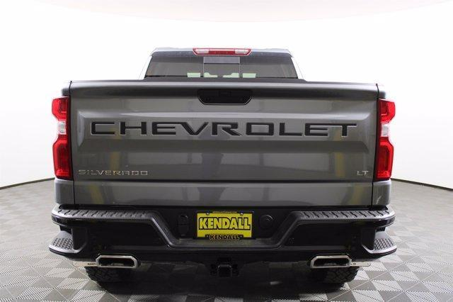 2020 Chevrolet Silverado 1500 Crew Cab 4x4, Pickup #D101147 - photo 8