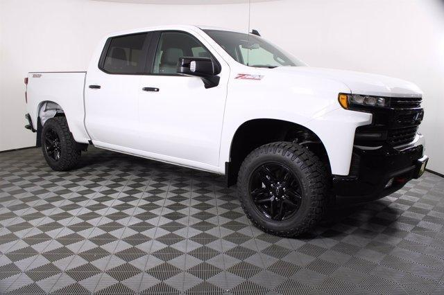 2020 Chevrolet Silverado 1500 Crew Cab 4x4, Pickup #D101149 - photo 4