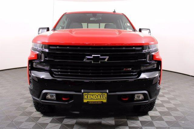 2020 Chevrolet Silverado 1500 Crew Cab 4x4, Pickup #D101152 - photo 3